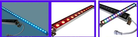 LED Wall Washer RGB IP66 24*3W