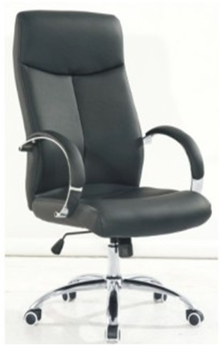 Modern style PU Office Chair/New Swivel Luxury middle back/Office Furniture