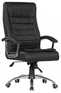 Classical Hot Selling High Quality High Back Manager's Pu Front And PVC Back And Side Office Chair