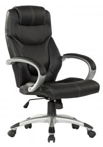 Model Style Hot Selling High Quality High Back Pu Front  Office Chair