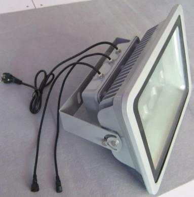 LED RGB Flood Light COB Internal DMX High Brightness IP 65 200W
