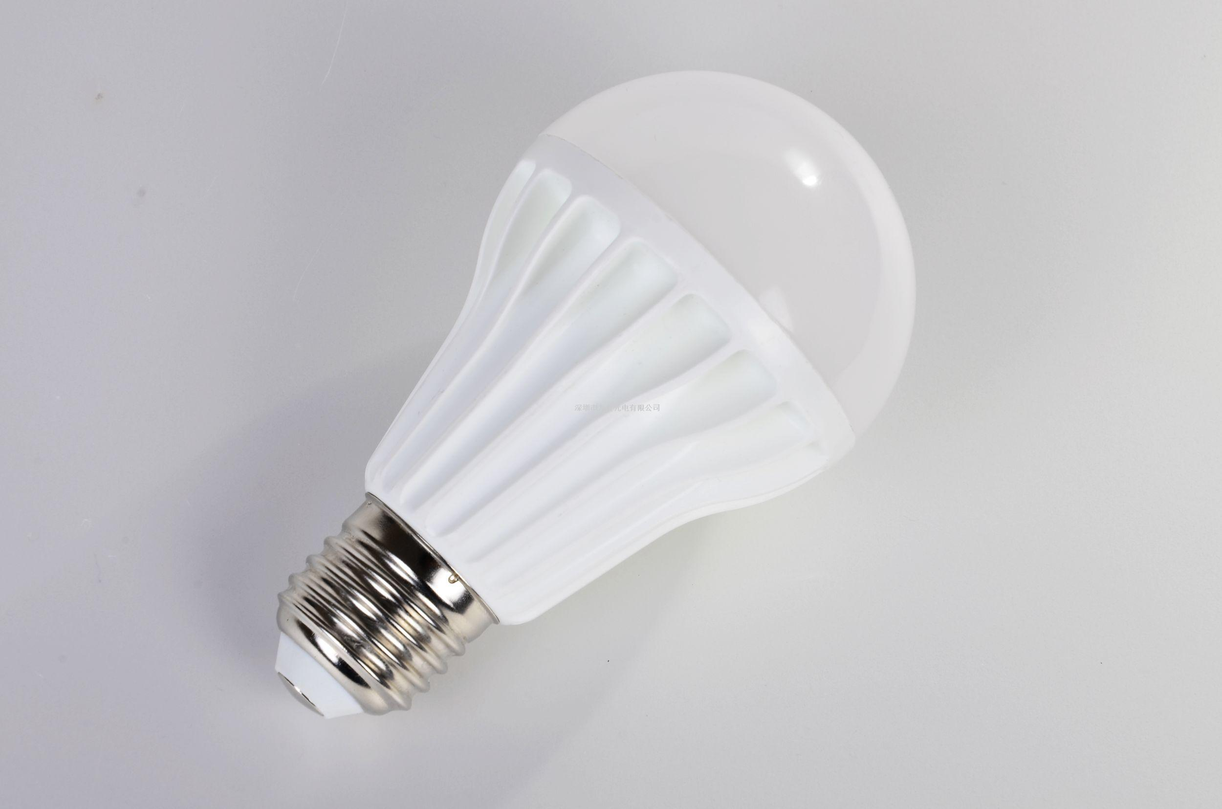 High Quality E27 9W LED Globe Bulb AC 85V-265V Warm Pure Cool White Down Light From China Factory