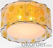 Living Room Light 480*190mm Brush LED Ceiling Light Pendant Lights Only Fixture Type-6