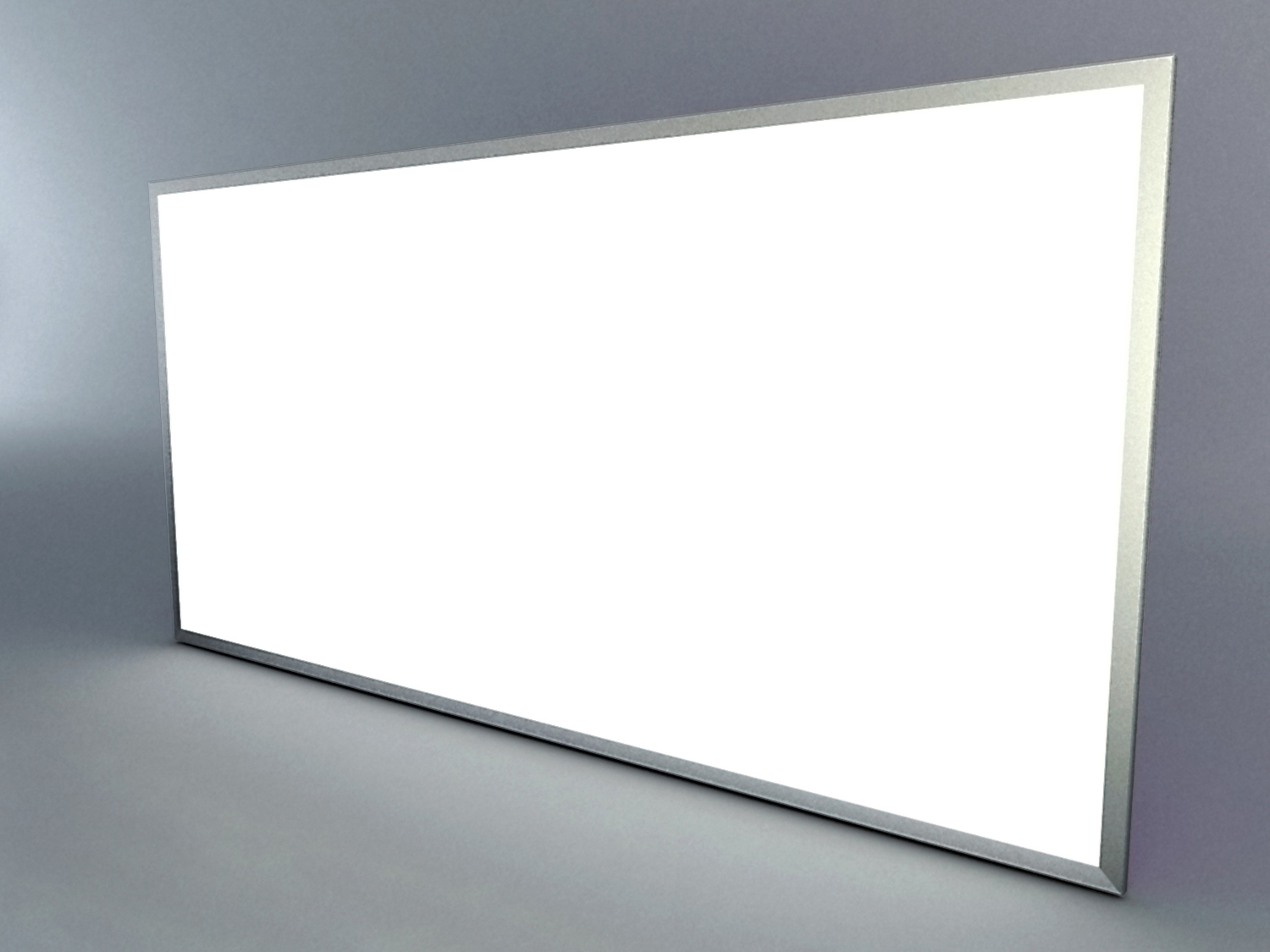 Triac Dimmable LED Panel Light 1200X600mm 48W