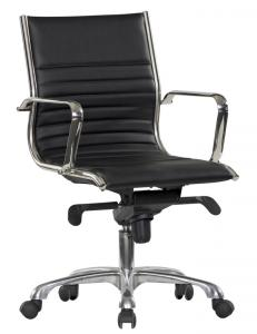 Classical Hot Selling High Quality Middle Back Office Chair