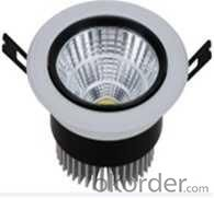 LED Downlight Aluminum COB 3 W
