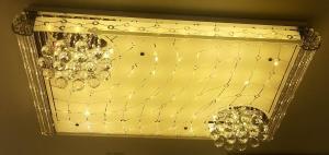 Sitting Room Light Type 5 1160*620*180mm LED Crystal Ceiling Light Pendant Lights Classic Ceiling Pendant Light