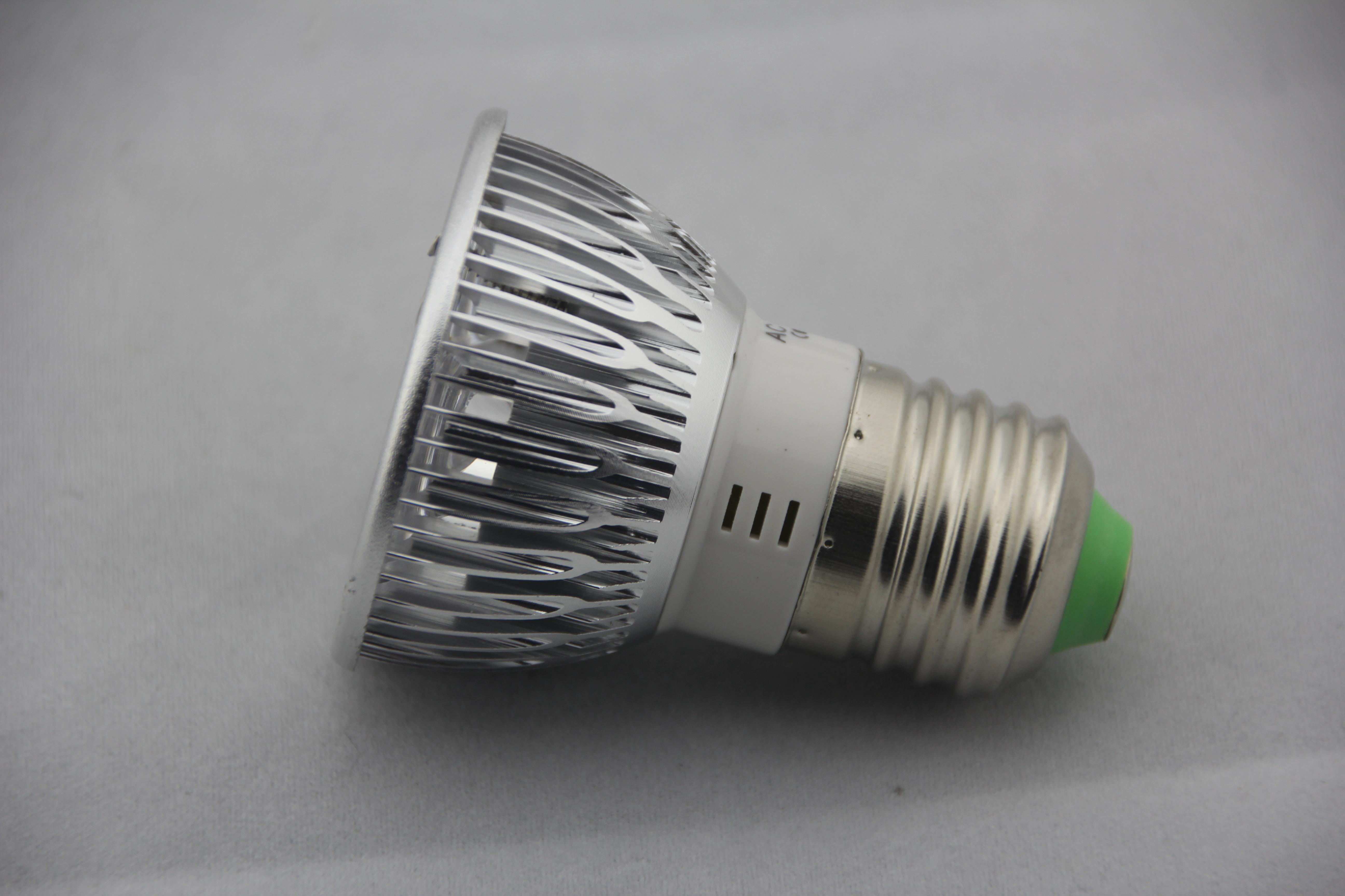 LED 3W Spot Light E27 220V