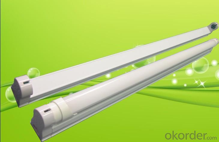 LED T5 Integrated Tube SMD Chip High Efficiency 0.3M 4W