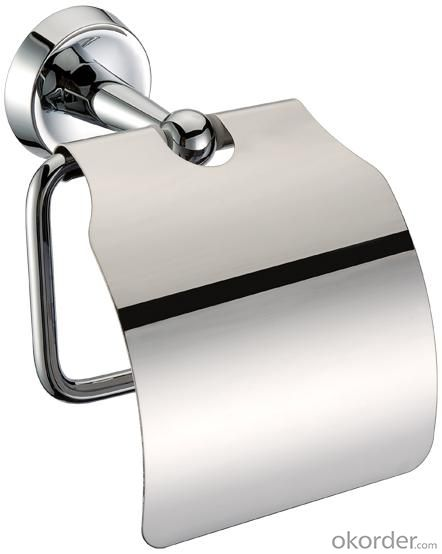 Hot Selling New Stytle Bathroom Accessories Solid Brass Roll Holder