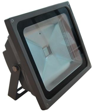 LED RGB Flood Light COB IR Inner Controller High Brightness IP 65 60W