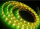 LED Strip Light Flexible strip light/ SMD5050 48LEDs/m ALL Colors/RGB/ Dimmable/Waterproof IP68