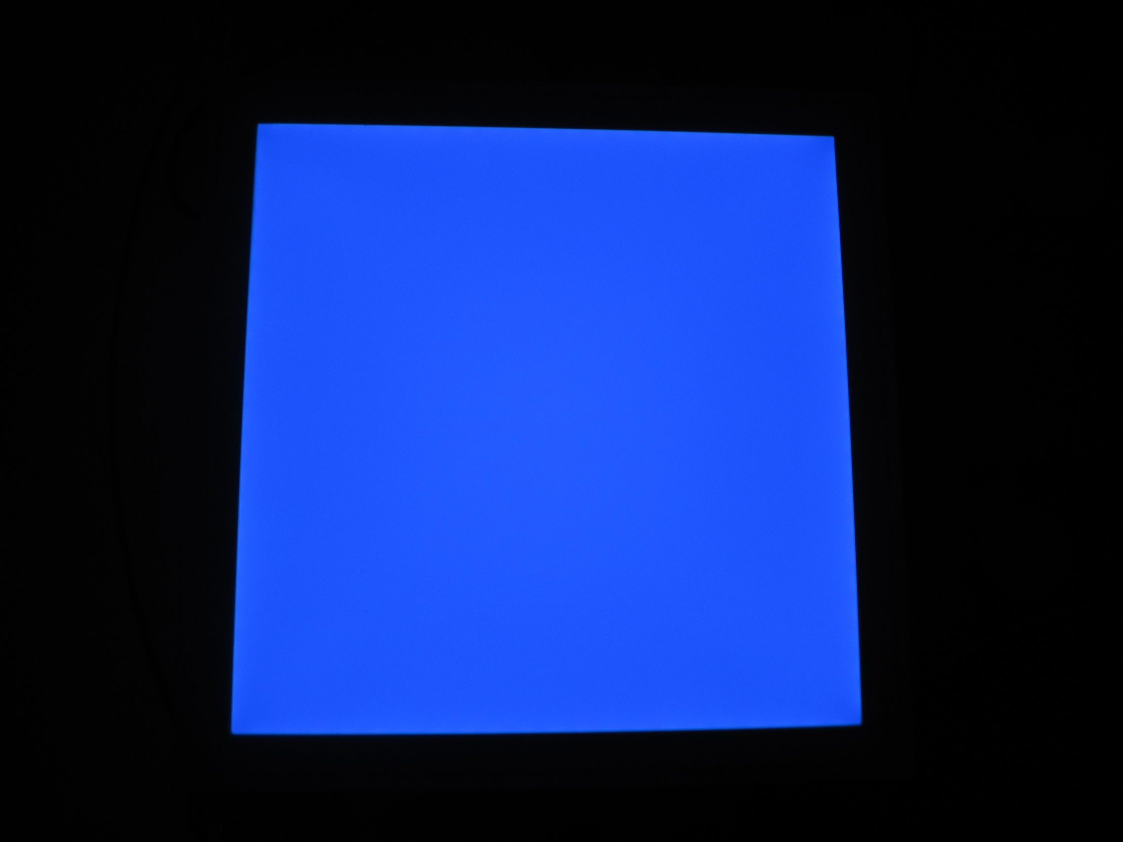 RGB LED Panel Light  Square SMD Chip 300*300mm 8W