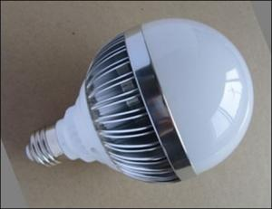 Newest Factory LED Bulb PC Cover Aluminum 18W E27