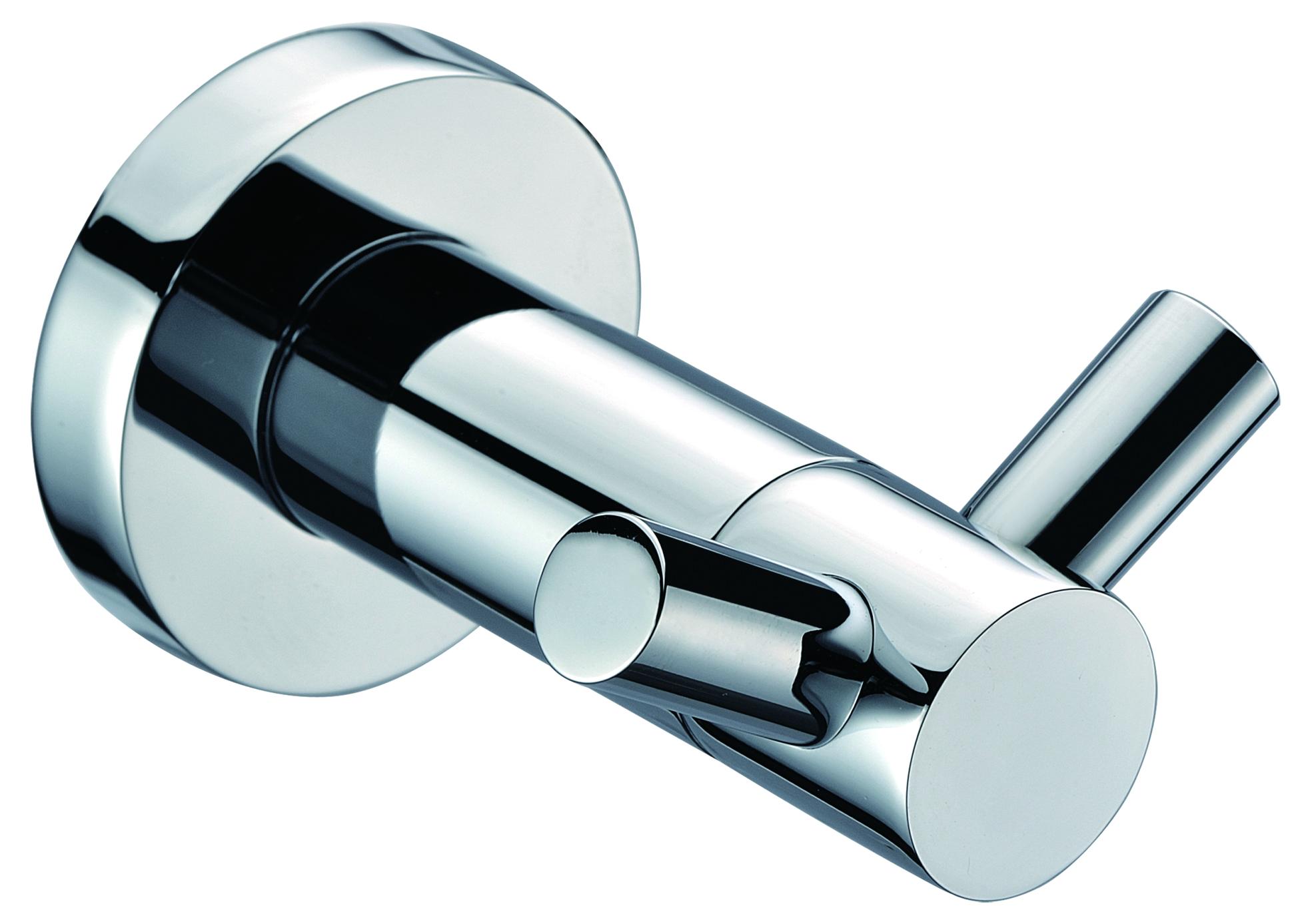 Decorative Solid Brass Hardware House Bathroom Accessories Robe Hook