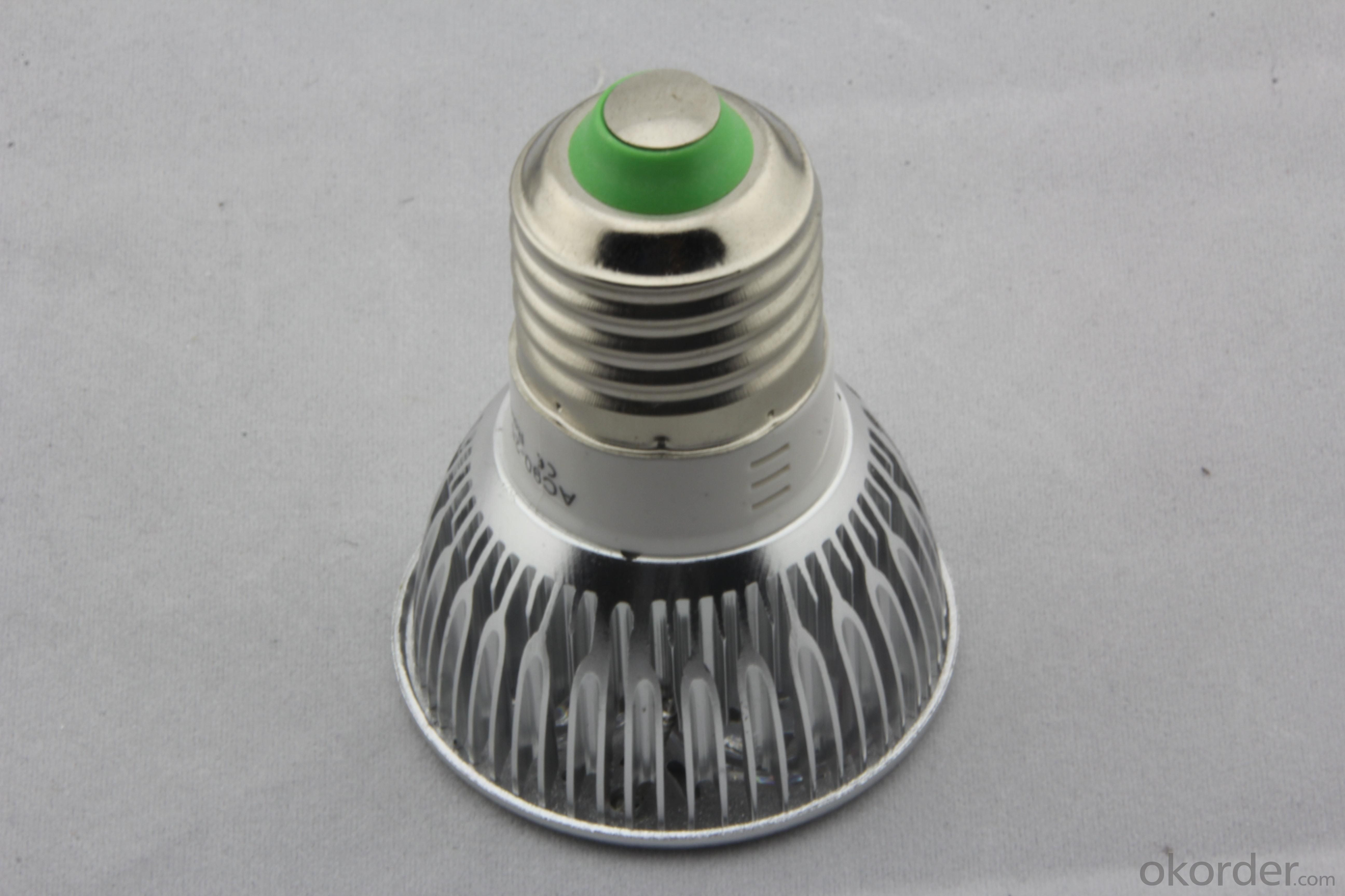 LED 6W Spot Light E27 220V