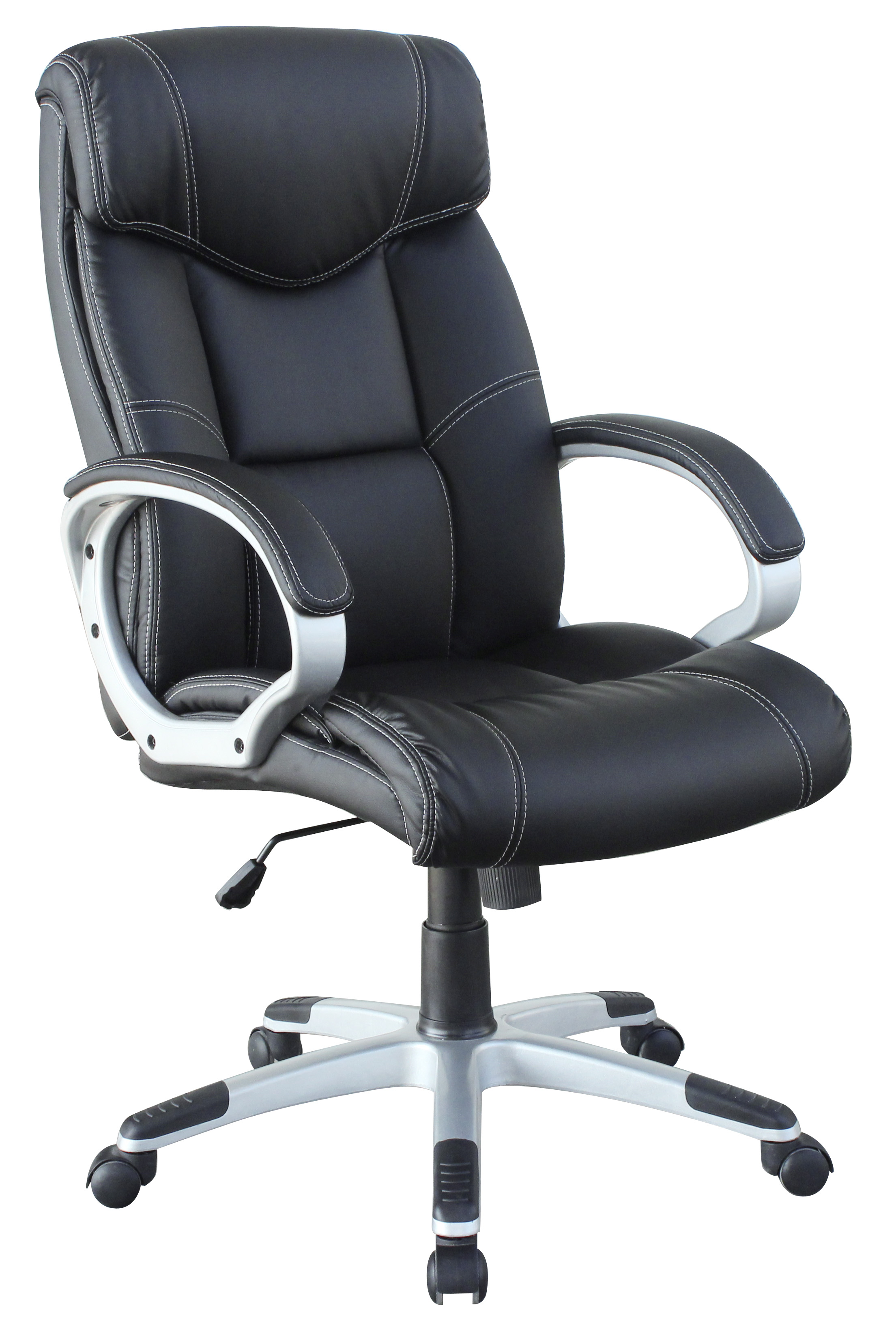 New Design Hot Selling Full Cream Half PU High Quality Office Chair
