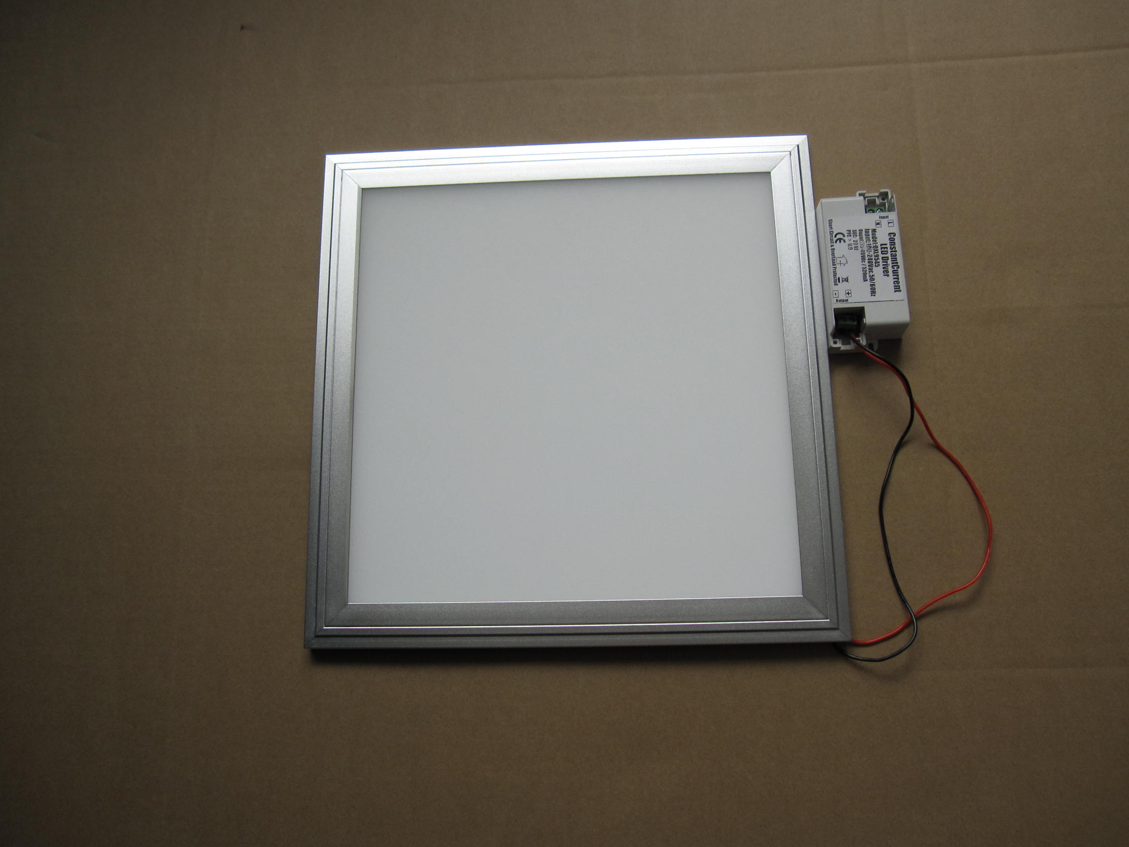 Triac Dimmable LED Panel Light 200x200mm 12W
