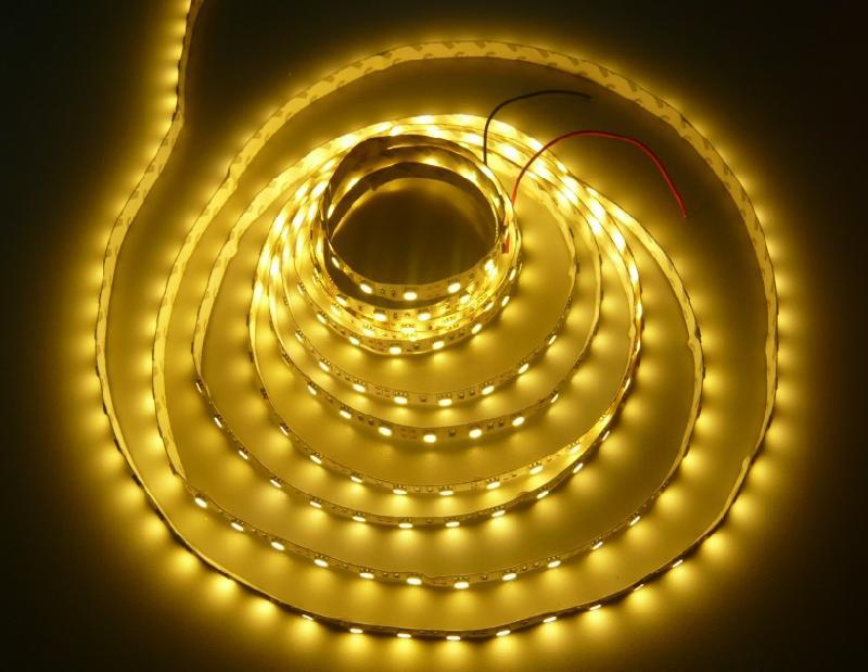 Flexible strip light/ SMD3528 60LEDs/m ALL Colors