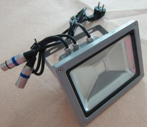 LED RGB Flood Light COB Internal DMX High Brightness IP 65 20W