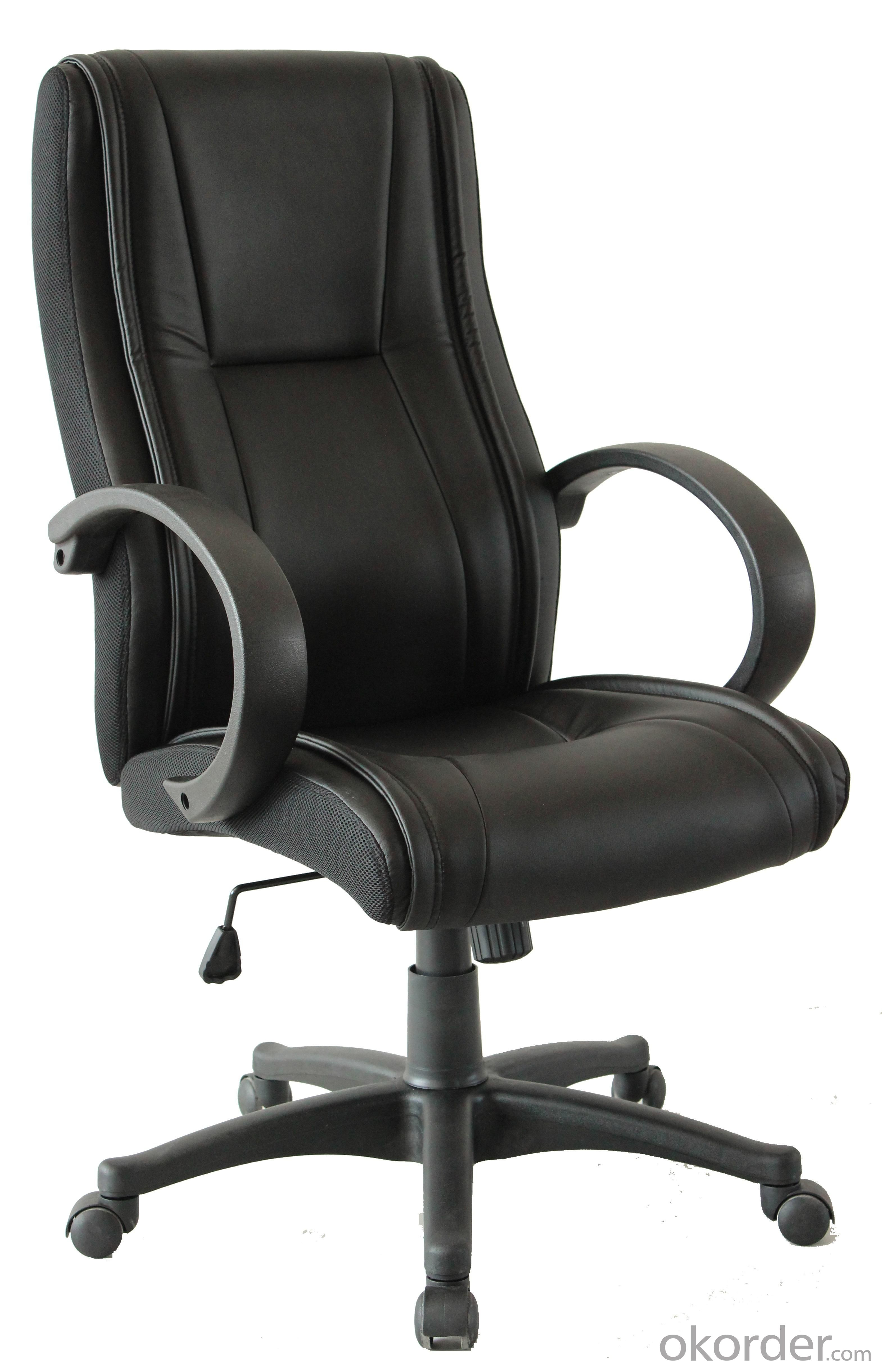New Design Hot Selling Fixed Armrest With Soft Pads High Quality Office Chair