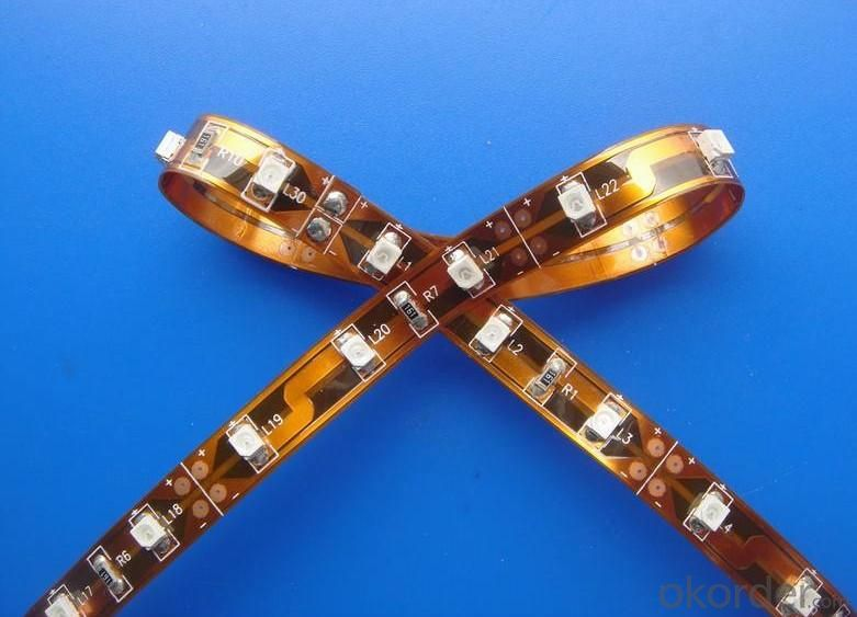 LED Strip Light Flexible strip light/ SMD5050 30LEDs/m ALL Colors/ RGB/ Dimmable/Non-waterproof