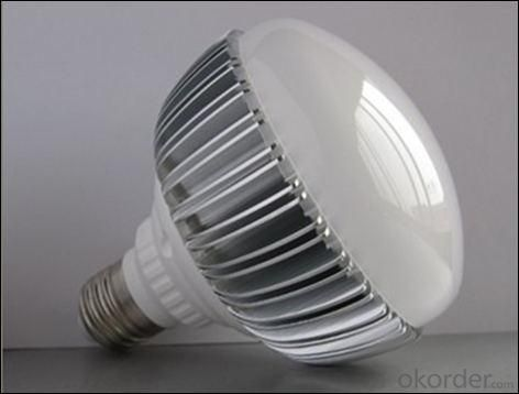 Newest Factory Aluminum LED Bulb PC Cover 12W E27 E26