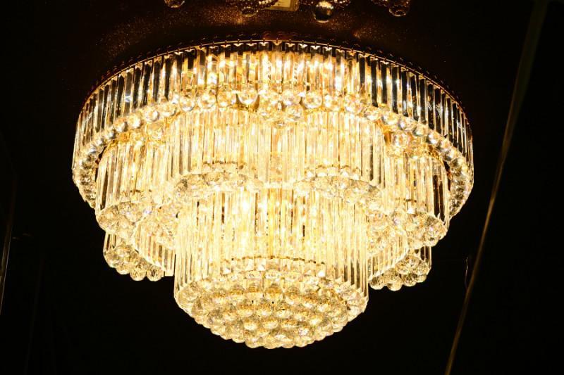 Classic Golden Ceiling Pendant Light