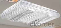Sitting Room Light Type 6 550*460*200mm LED Crystal Ceiling Light Pendant Lights Classic Ceiling Pendant Light