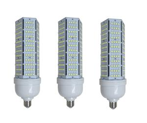 LED Corn Light LED Garden Lights With Fan 30W