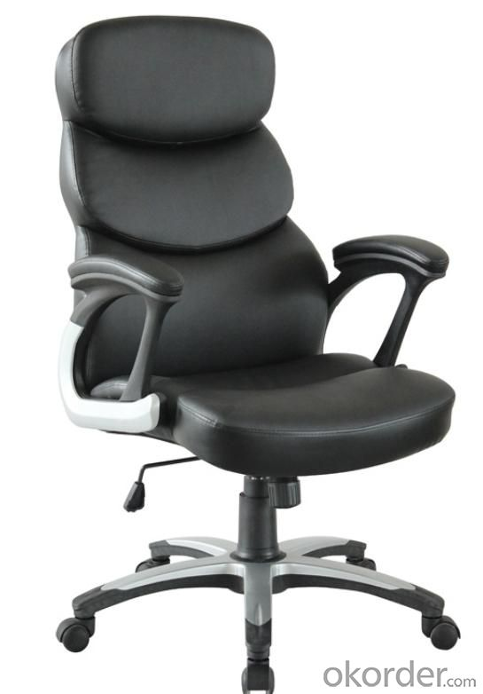 New Design Hot Selling High Back Black PU Front High Quality Office Chair