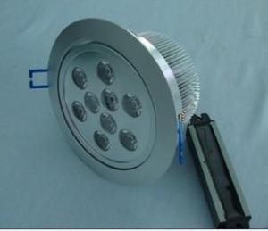 LED Downlight 9*1 W