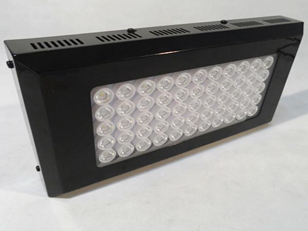 Aquarium Light for Fish Tank 55*3W With Lens 8 Bands Full Spectrum