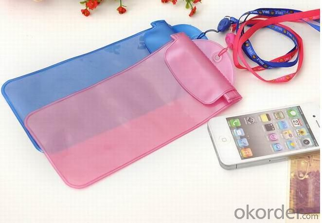 High Quality Home Storage Waterproof Mobile Bag M