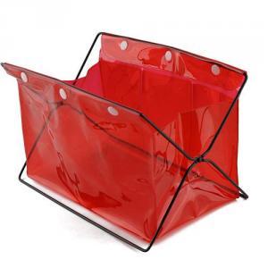 High Quality Home Storage PVC Transparent Debris Rack