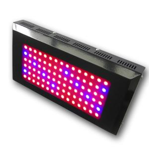 LED Grow Light Red630 Blue 460 with Full Spectrum 90x1Watt Square