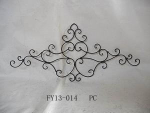 Antique Home Decoration Metal Simple Style Wall Art Decoration
