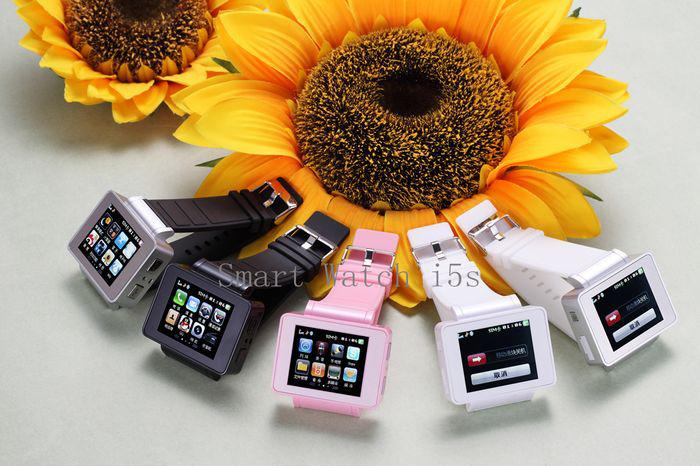 Mobile Phones Android Smart Watch I3 SNS Touch Screen Bluetooth