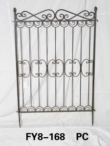 Home Decoration Garden Decor 118cm High Iron Trellis