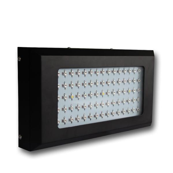 LED Grow Light Red630 Blue460 with  Full Spectrum 75x3Watt