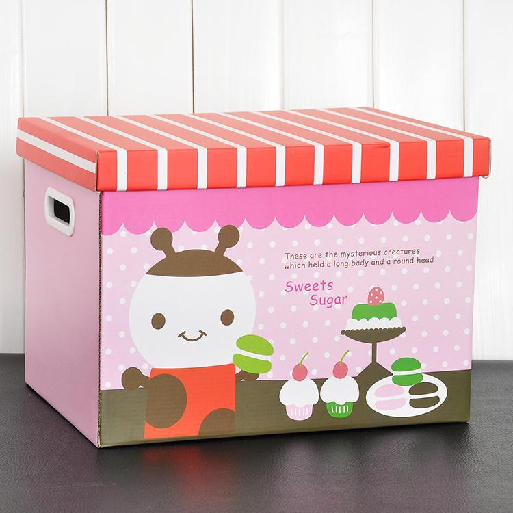 High Quality Home Storage Cartoon Images Carton Storage