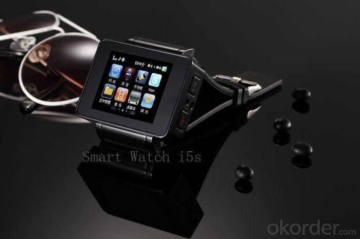 Mobile Phones Android Smart Watch I5s SNS Touch Screen Bluetooth