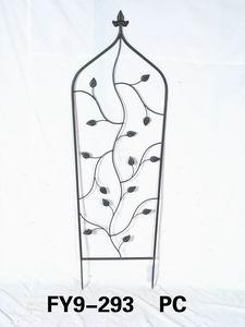 Home Decoration Garden Decor Wrought Iron Trellis