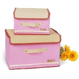 High Quality Home Storage Set Of 2Pcs Organizer