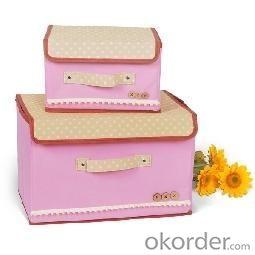 High Quality Home Storage Set Of 2Pcs Organizer
