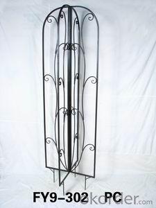 High Quality Home Decoration Garden Decor Iron Trellis