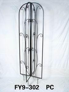 High Quality Home Decoration Garden Decor Iron Trellis