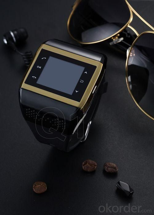 Mobile Phones Android Smart Watch Q2 SNS Touch Screen Bluetooth USB