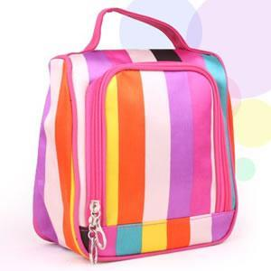 High Quality Home Storage Smooth Surface Cosmetic Bag