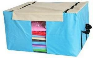 Hot Selling Home Storage 600D Oxford Fabric Blue Organizer